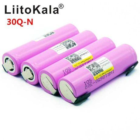 Аккумулятор 18650 Samsung INR18650-30Q 3000mAh 15A Li-ion
