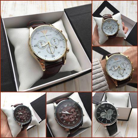 Мужские классические часы Rolex, Armani, Hugo Boss