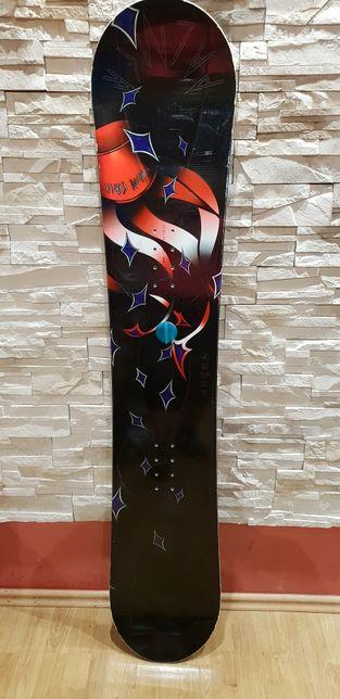 PALMER deska snowboardowa snowbordowa 156 cm