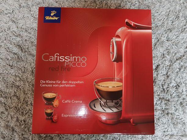 Ekspres do kawy Tchibo Cafissimo Picco Red Fire NOWY