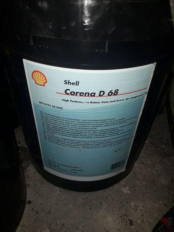 Продам масло Shel Corena D 68