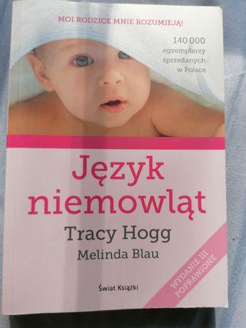 Nowy Poradnik dla rodzicow Język niemowląt