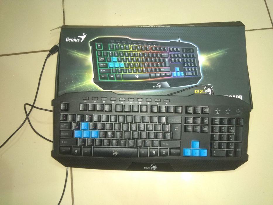 Клавиатура игровая  . Сумы - изображение 1