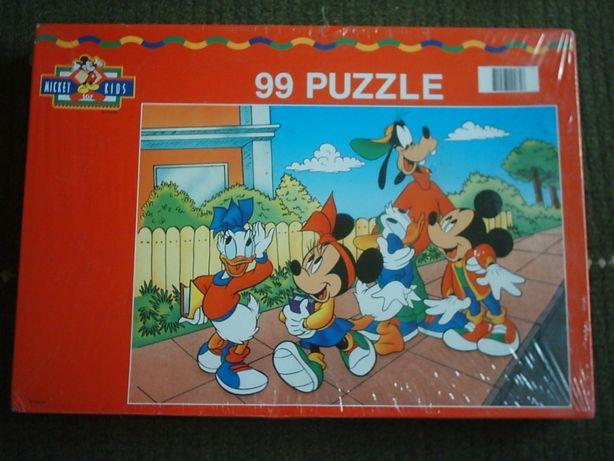 Puzzle Disney Mickey Kids 99 peças