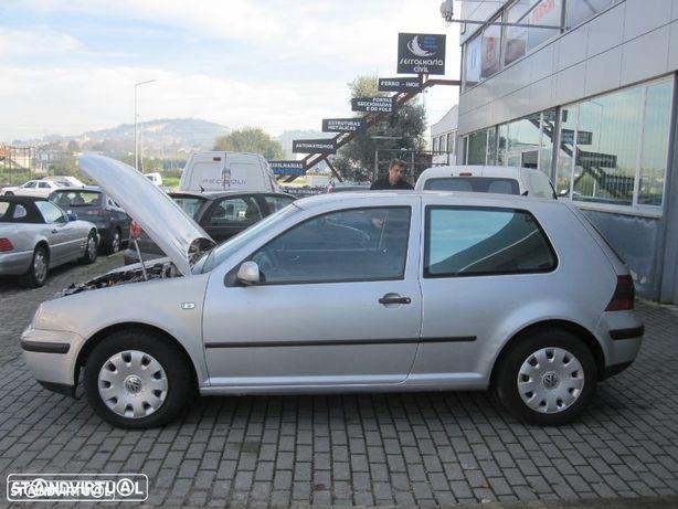 VW Golf IV 1.9 tdi 100cv de 2002 para peças