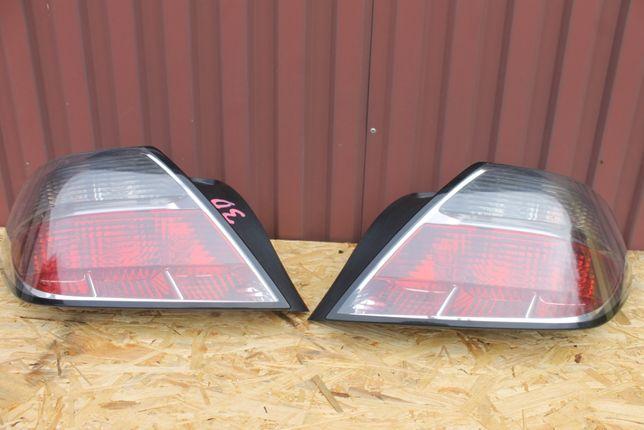 opel astra III H lampa tył tylna prawa lewa komplet GTC 3d