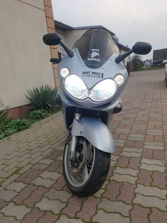 Kawasaki ZZR 1200   zamiana na quada z moją dopłatą