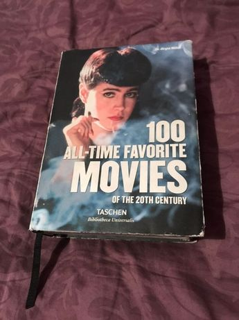 Книга о кино 100 All-Time Favorite Movies of the 20th Century Taschen