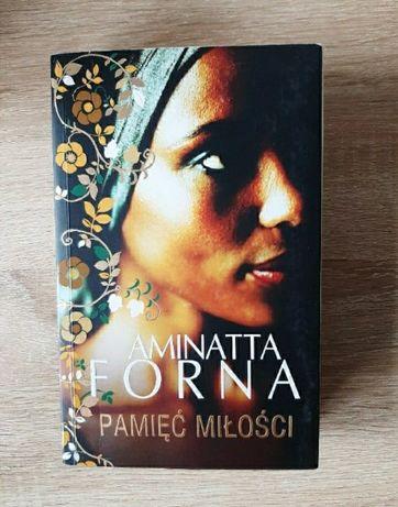 Pamięć miłości. Autor: Aminatta Forna