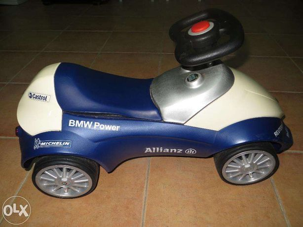 Carro BMW Williams