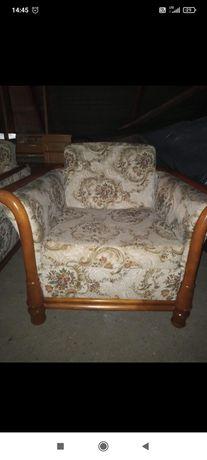 Fotele żakardowe
