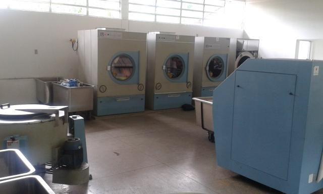 Máquinaria de Lavandaria Industrial