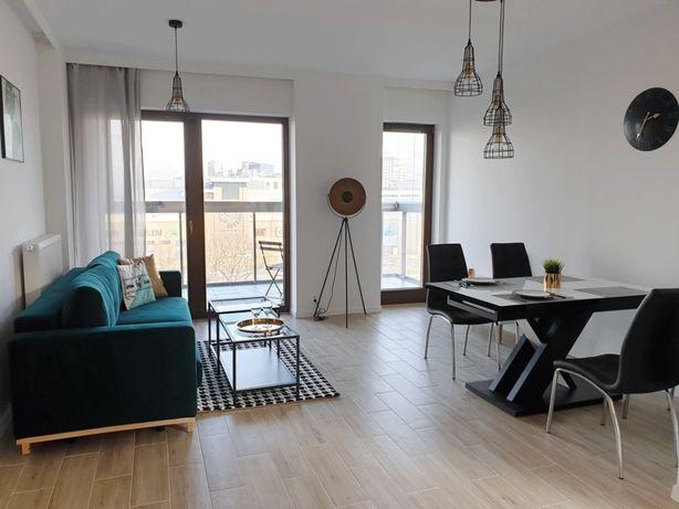 Nowy dwupokojowy apartament w Centrum przy Arkadii