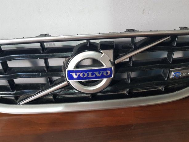 VOLVO V40 Grill Atrapa Zderzaka R-Design