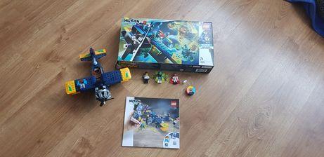 Lego Hidden Side, Samolot kaskaderski El Fuego