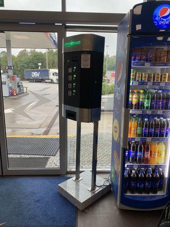 Automat sprzedający susz CBD Nowość!