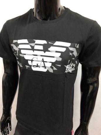 Giorgio Armani EA7 koszulka męska Levis
