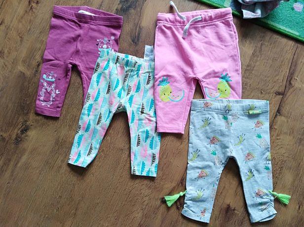 Ubranka dla dziewczynki 68