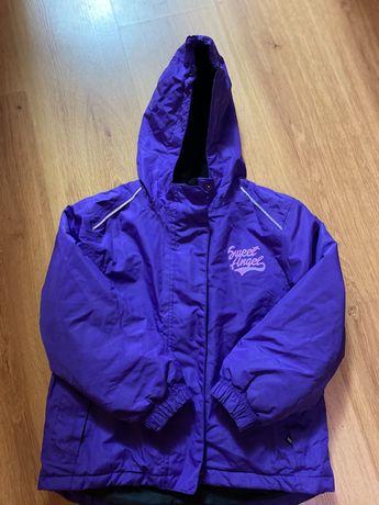 Термокуртка зима 4-6 лет