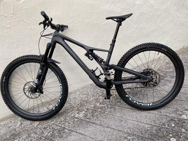 Bicicleta Specialized Stumpjumper EVO Pro 29 Fox CARBON BTT de 2021