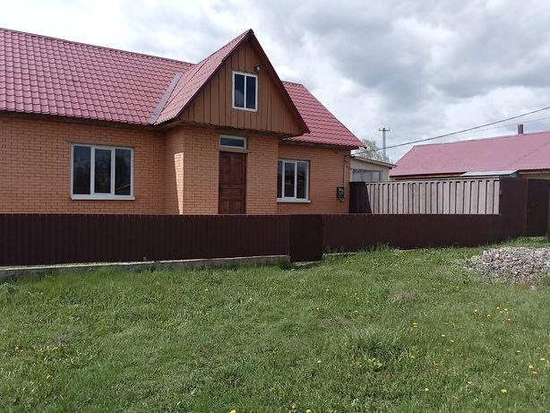Продаётся новый дом.