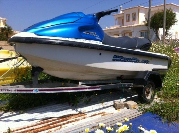 Mota de água XL 700 Yamaha