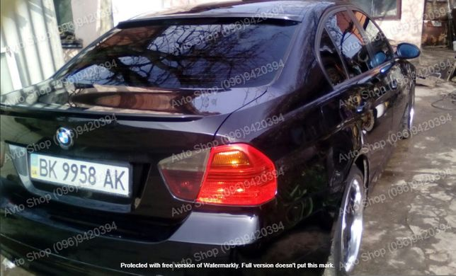 Тюнинг BMW E90/Е91/E92 Бленда/Реснички/Липспойлер/Подарок/БМВ Е90,Е92