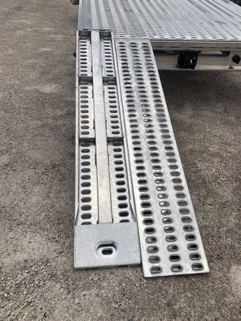 Najazdy aluminiowe 2m