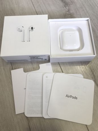 AirPods 2 ТОРГ!