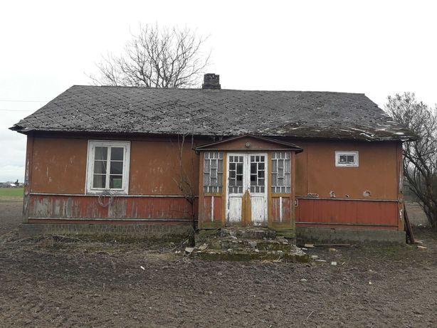 Dom drewniany do rozbiórki - oddam za darmo