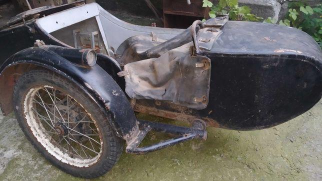 Оригинальная коляска мотоцикла М72  оригинал