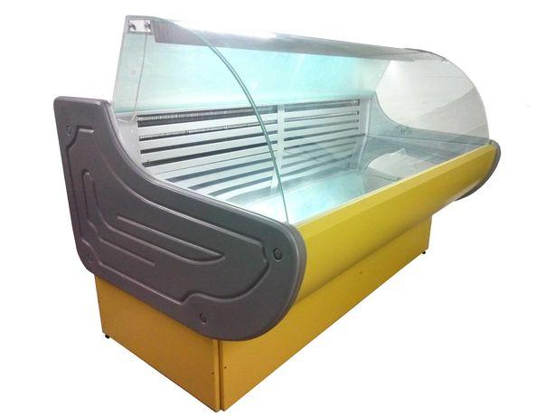 Витрина холодильная Рубин, ширина выкладки - 750мм, производство