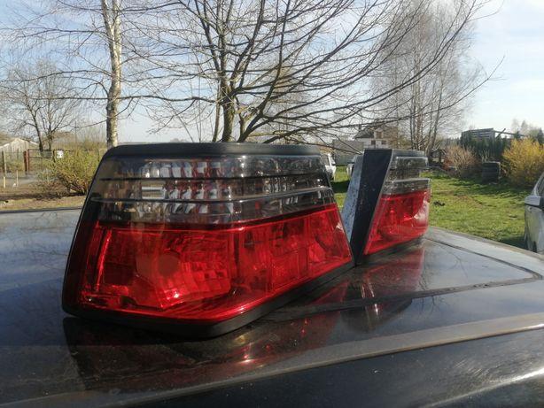 Mercedes 124 lampy tył