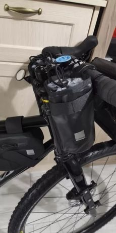 Torba Sahoo 112050 na kierownicę kierownica gravel bike packing