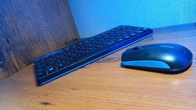 """Комплект мышы и клавиатуры """"rapoo"""""""