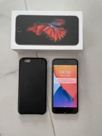 IPhone 6S 64 GB - Nowa bateria! - bez rys - pokrowiec gratis
