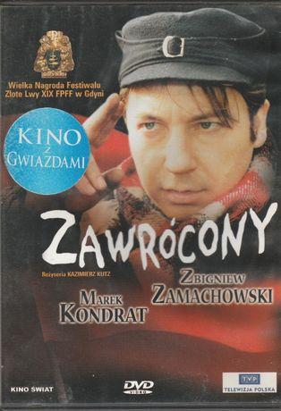 Zawrocony DVD