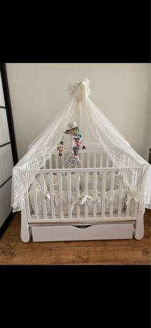 Продам кроватку пеленатор -комод верес
