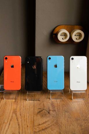 iPhone Xr 64Gb Coral/Black/Blue/White (рассрочка под 0%)