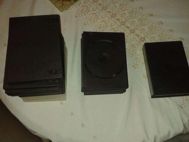 29 Capas DVD (x15), duplas (x11) e sextuplas (x3) e Capas CD (x11)