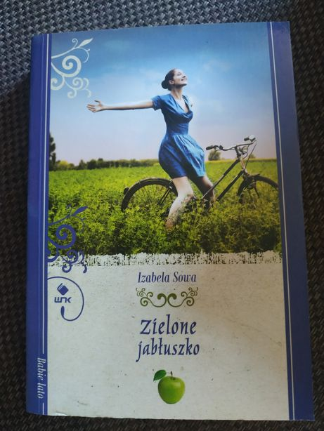 Zielone jabłuszko - Izabela Sowa