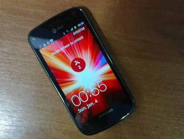 Продам телефон Samsung Galaxy Exhilarate 4GB (AT & T).