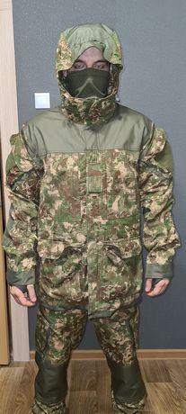 Камуфляжный костюм Хищник, горка, демисезон