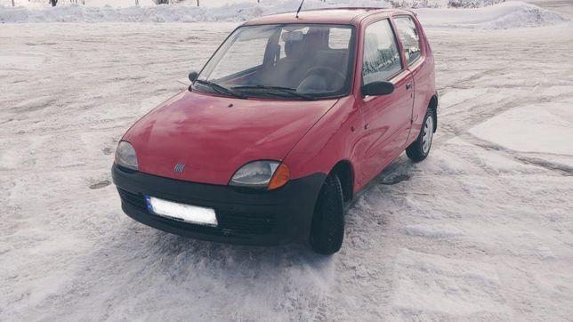 Fiat Seicento 900 LPG części