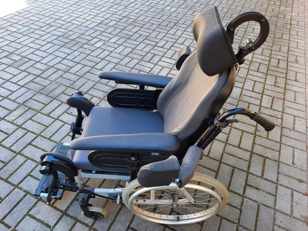 Wózek inwalidzki specjalny Invacare CLEMATIS REA