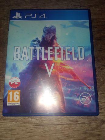 Gra Battlefield V na PS4