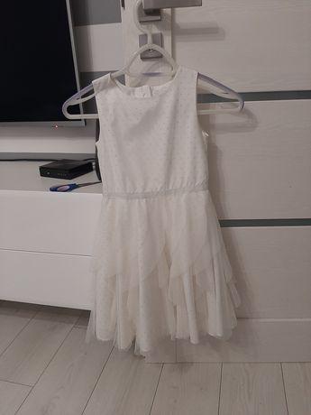 Sukienka dziewczęca 128