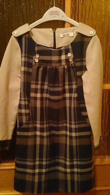 Платье в школу рост 122