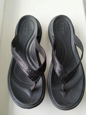 Crocs вьетнамки W10 25 см
