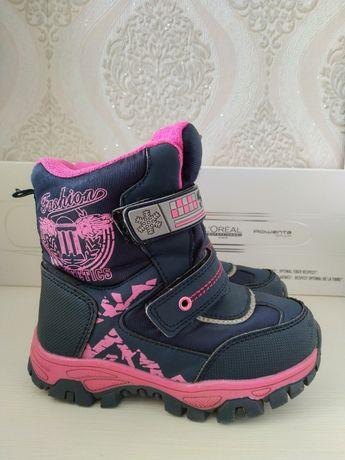 Зимние сапожки ботинки Том М, Tom M